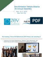 IZEVA 2019 NY Event Schedule