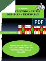 1SHITA Analisis kebijakan dalam proses pembuatan kebijakan - Copy - Copy.pptx