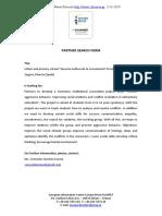 Αναζήτηση σχολείου-συνεργάτη για το Πρόγραμμα Comenius