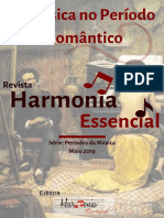 Revista do Harmonia - A música no período Romântico  maio.19