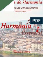 Revista do Harmonia - Música no renascimento