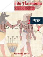 Revista do Harmonia - A música do Egito out.18