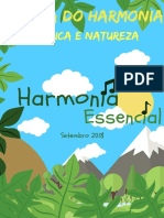 Revista do Harmonia - Música e Natureza Set-18