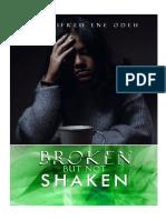 Broken but Not Shaken- Winnifred Odeh