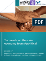 Top Reads on the Care Economy from Apolitical
