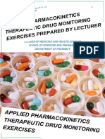 Applied Pharmacokinetics Exercise Final