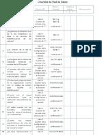 Checklist de Red de Datos _ Aplicación de La Normatividad Informática _3