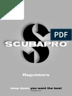 Scubapro Regulators Esp Rev h