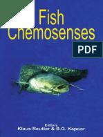 Klaus Reutter-Fish Chemosenses (Teleostean Fish Biology a Comprehensive Examination of Major Taxa)(2005)