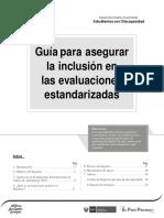 Guía Para La Inclusión