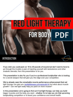How to Build Muscle with Red Light Therapy - Bodybuilding - EAD 15
