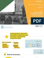 Juego Guiado y Educación Parvularia Propuestas Para Una Mejor Calidad de La Educación Inicial