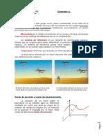 Cinemática I. Vector de Posición y Vector de Desplazamiento. (1)