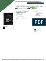 La Casa de York (Spanish Edition) - Kindle Edition by Charlotte Byrd. Romance Kindle eBooks @ Amazon.com