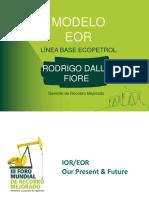 Rodrigo Dalle Fiore - Modelo EOR Línea Base ECP