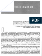 JONES, C. (2000). Introdução à teoria do crescimento econômico