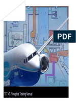 Boeing 737 (Synoptics Training Manual - Системы Boeing 737 NG в Схемах)