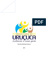 Estudo Socioeconômico Do Município DE URUÇUCA BAHIA