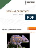 Curso Básico GNULinux Capitulo 2 Porque GNULinux (1)