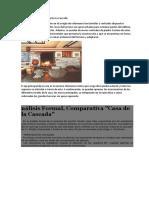 Análisis Formal De La Casa De La Cascada
