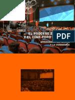 El proceso educativo y el cine foro