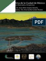 Libro Clima Ciudad de México