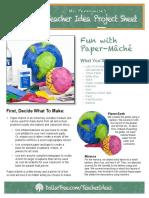 Paper Mache Craft