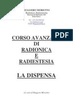 Corso Avanzato Di Radionica Radiestesia