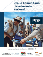 Desarrollo Comunitario y Fortalecimiento BoliviA.pdf