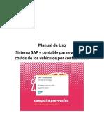Manual de Uso SAP + Costos Contab