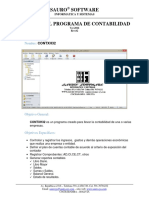 Manual General Del Programa CONTXH32