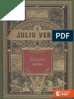 Segunda Patria - Jules Verne