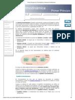 Primer Principio de la Termodinámica. Sistemas termodinámicos.pdf