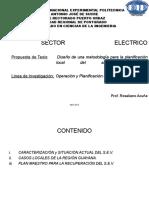 Sector Electrico r Acuc3b1a