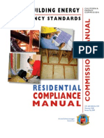 2008 CEC Residential Compliance Manual