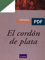 El Cordon de Plata by Lobsang Rampa