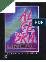 Álgebra Lineal - Claudio Pita Ruiz