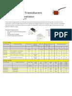 X5 Series Deep Penetration TF 002-6