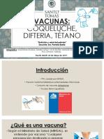 Vacunas en Chile
