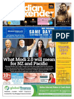 The Indian Weekender 31 May 2019 (Volume 11 Issue 11)
