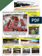 Diario El Expreso de Las 8 Edicion 12