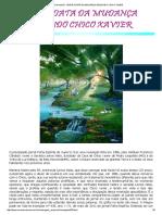 Cura e Ascensão - 2019 a Data Da Mudança Segundo Chico Xavier