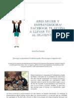 Danilo Díaz Granados - ¿Eres mujer y emprendedora? Facebook te ayuda a llevar tu negocio al siguiente nivel