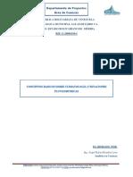 Conceptos Basicos Sobre Climatologia y Estaciones Pluviometricas