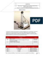 MAXISTROKE Installation-Operations-Preventative Maintenance Manual - SPANISH