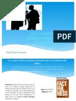 Danilo Díaz Granados - Los 5 mejores libros de gestión empresarial que no te puedes perder Parte I