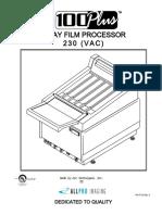 AllPro 100 Plus Film Processor Club