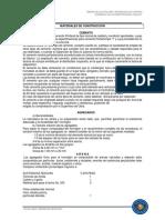 10.- ESPECIFICACIONES TECNICAS