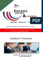 Auditoría Financiera - Ponencia UCV 2017.pptx