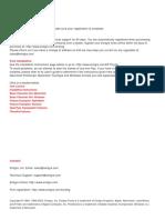 Help & Info Filosofia OT